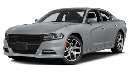 2017 Dodge Charger - 4dr Rear-wheel Drive Sedan (R/T)