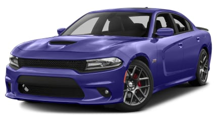 2017 Dodge Charger - 4dr Rear-wheel Drive Sedan (R/T 392)