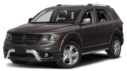 2017 Dodge Journey - 4dr Front-wheel Drive (Crossroad)