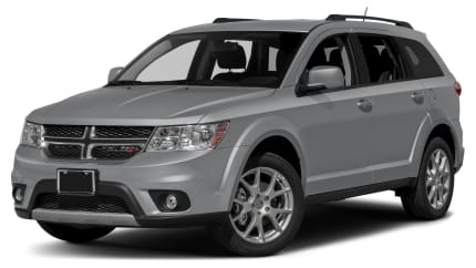 2017 Dodge Journey - 4dr Front-wheel Drive (SXT)