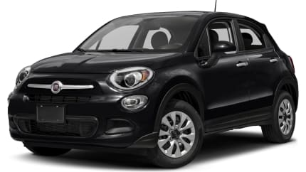 2017 FIAT 500X - 4dr Front-wheel Drive (Lounge)