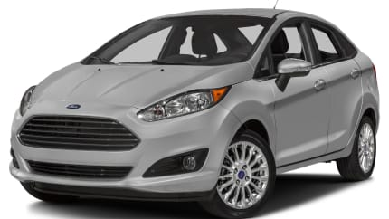 2017 Ford Fiesta - 4dr Sedan (Titanium)