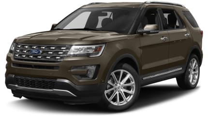 2017 Ford Explorer - 4dr 4x4 (Limited)