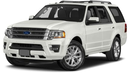 2017 Ford Expedition - 4dr 4x2 (Limited)