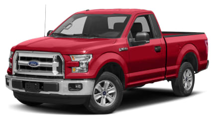 2017 Ford F-150 - 4x2 Regular Cab Styleside 8 ft. box 141 in. WB (XLT)