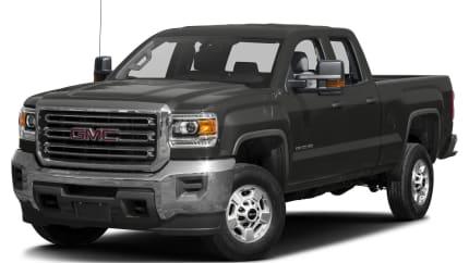 2017 GMC Sierra 2500HD - 4x2 Double Cab 6.6 ft. box 144.2 in. WB (Base)