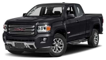 2017 GMC Canyon - 4x2 Extended Cab 6 ft. box 128.3 in. WB (SLE)