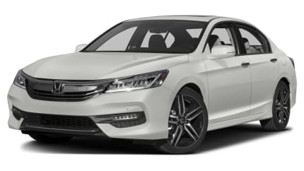 2016 Honda Accord - 4dr Sedan (Touring)