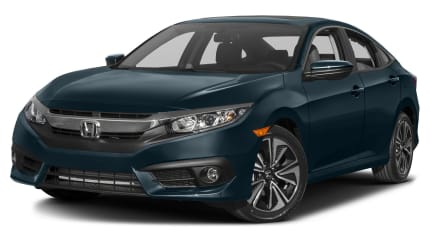 2016 Honda Civic - 4dr Sedan (EX-L)