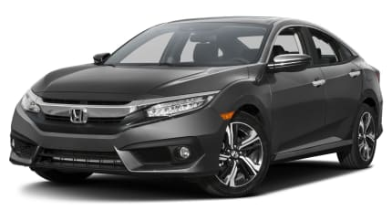 2016 Honda Civic - 4dr Sedan (Touring)