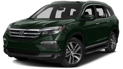 2016 Honda Pilot - 4dr All-wheel Drive (Elite)