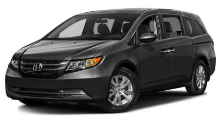 2016 Honda Odyssey - Passenger Van (SE)