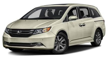 2016 Honda Odyssey - Passenger Van (Touring Elite)