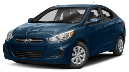 2017 Hyundai Accent - 4dr Sedan (SE)