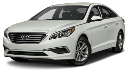 2017 Hyundai Sonata - 4dr Sedan (Base)
