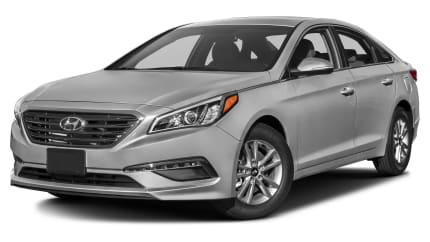2017 Hyundai Sonata - 4dr Sedan (ECO)