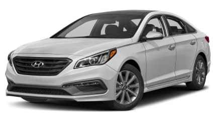 2017 Hyundai Sonata - 4dr Sedan (Limited)