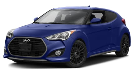 2016 Hyundai Veloster - 3dr Hatchback (Turbo Rally Edition)