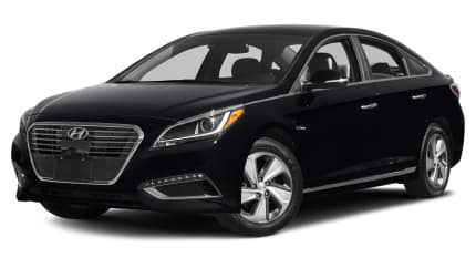 2017 Hyundai Sonata Plug-In Hybrid - 4dr Sedan (Limited)