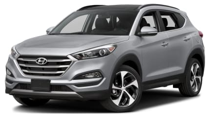 2017 Hyundai Tucson - 4dr Front-wheel Drive (Limited)