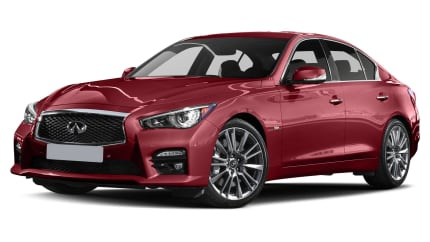 2017 Infiniti Q50 - 4dr Rear-wheel Drive Sedan (2.0t Sport)