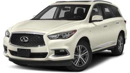 2017 Infiniti QX60 - 4dr All-wheel Drive (Base)