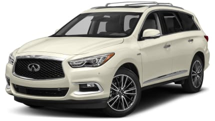 2017 Infiniti QX60 Hybrid - 4dr All-wheel Drive (Base)