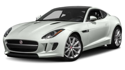 2017 Jaguar F-TYPE - 2dr Rear-wheel Drive Coupe (Base)