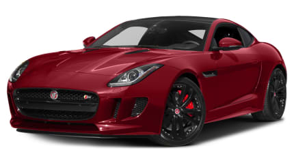 2017 Jaguar F-TYPE - 2dr Rear-wheel Drive Coupe (S)