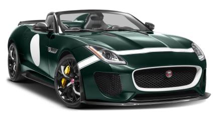2016 Jaguar F-TYPE - 2dr Rear-wheel Drive Convertible (Project 7)