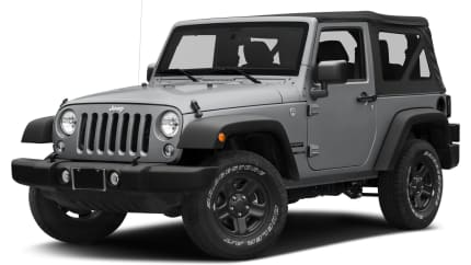 2017 Jeep Wrangler - 2dr 4x4 (Sport)