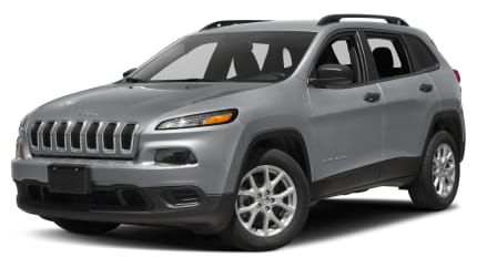 2017 Jeep Cherokee - 4dr Front-wheel Drive (Sport)
