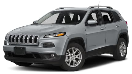 2017 Jeep Cherokee - 4dr Front-wheel Drive (Latitude)