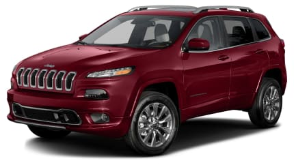 2016 Jeep Cherokee - 4dr Front-wheel Drive (Overland)