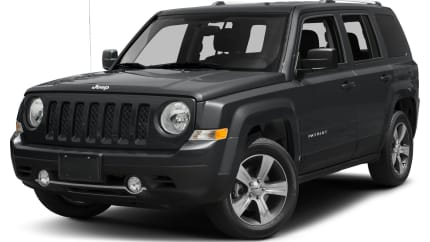 2017 Jeep Patriot - 4dr 4x4 (Latitude)