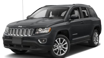 2017 Jeep Compass - 4dr Front-wheel Drive (Latitude)