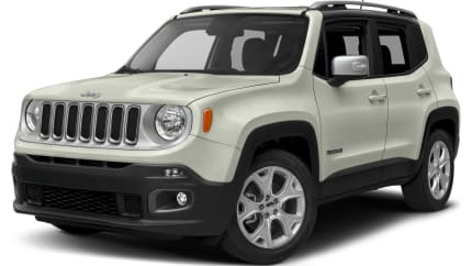 2017 Jeep Renegade - 4dr Front-wheel Drive (Limited)