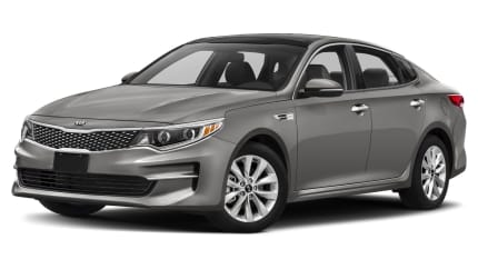 2016 Kia Optima - 4dr Sedan (LX)