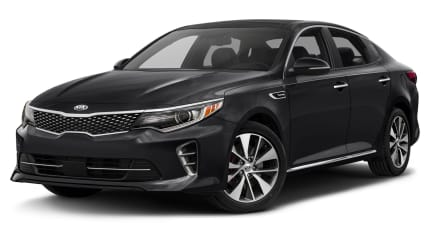 2016 Kia Optima - 4dr Sedan (SXL Turbo)