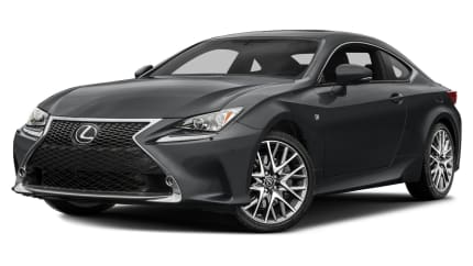 2017 Lexus RC 300 - 2dr All-wheel Drive Coupe (Base)