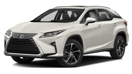 2017 Lexus RX 450h - 4dr All-wheel Drive (Base)