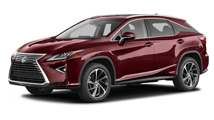 2016 Lexus RX 450h - 4dr All-wheel Drive (Base)