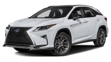 2016 Lexus RX 450h - 4dr All-wheel Drive (F Sport)