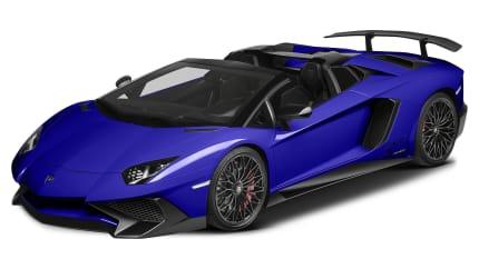 2016 Lamborghini Aventador - 2dr All-wheel Drive Roadster (LP750-4 Superveloce)