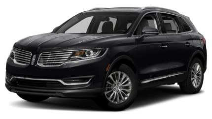 2016 Lincoln MKX - 4dr Front-wheel Drive (Black Label)