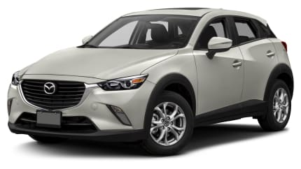 2017 Mazda CX-3 - 4dr Front-wheel Drive Sport Utility (Touring)