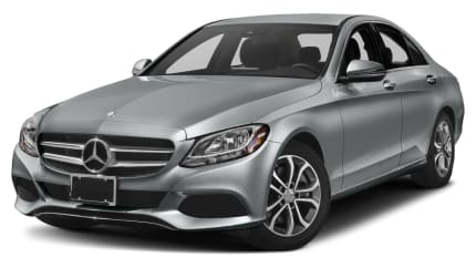 2017 Mercedes-Benz C-Class - C300 Rear-wheel Drive Sedan (Base)
