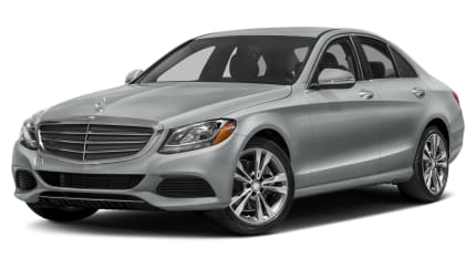 2017 Mercedes-Benz C-Class - C 300 Rear-wheel Drive Sedan (Luxury)