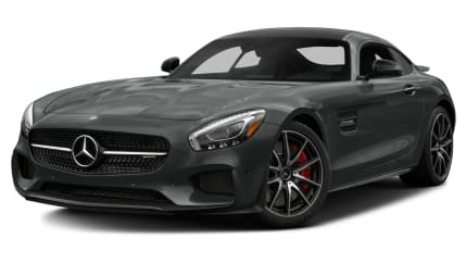 2017 Mercedes-Benz AMG GT - AMG GT Coupe (S)