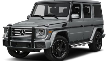 2016 Mercedes-Benz G-Class - G550 4dr All-wheel Drive (Base)